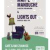 Mah-e Manouche & lights out