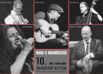 Mah-e Manouche / WereldmuziekFestival