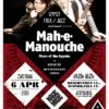 Magic Music Night met Mah-e-Manouche + Afterparty